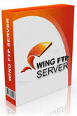 software box for Wing FTP Server