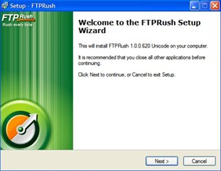 FTPRush Installer