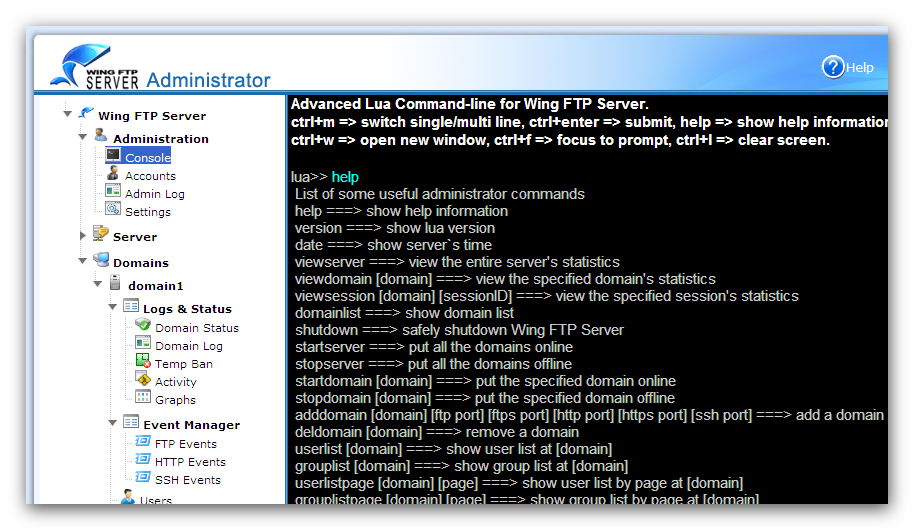 Wing FTP Server 3.8.0